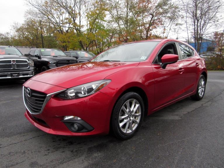 Used 2015 Mazda Mazda3 i Grand Touring for sale Sold at Victory Lotus in Princeton NJ 08540 4