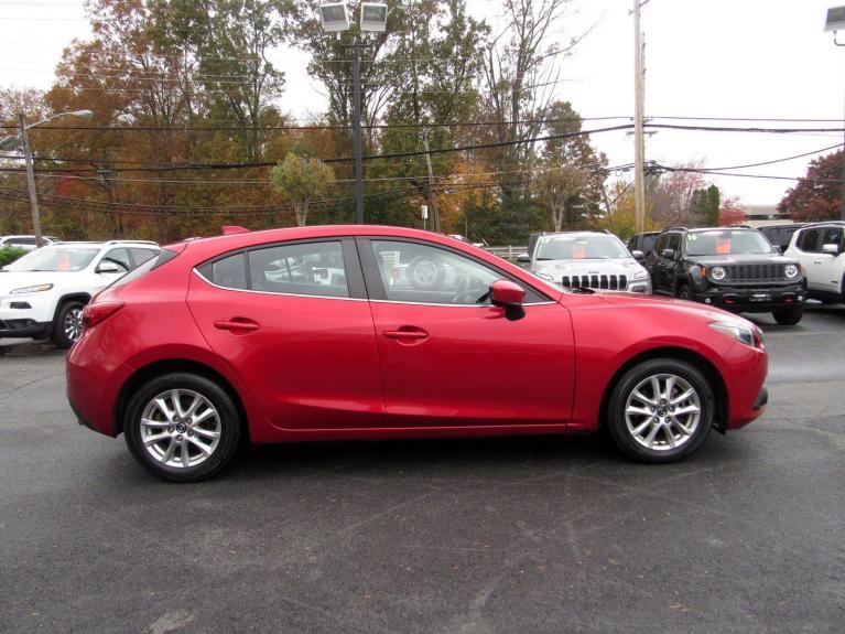Used 2015 Mazda Mazda3 i Grand Touring for sale Sold at Victory Lotus in Princeton NJ 08540 7