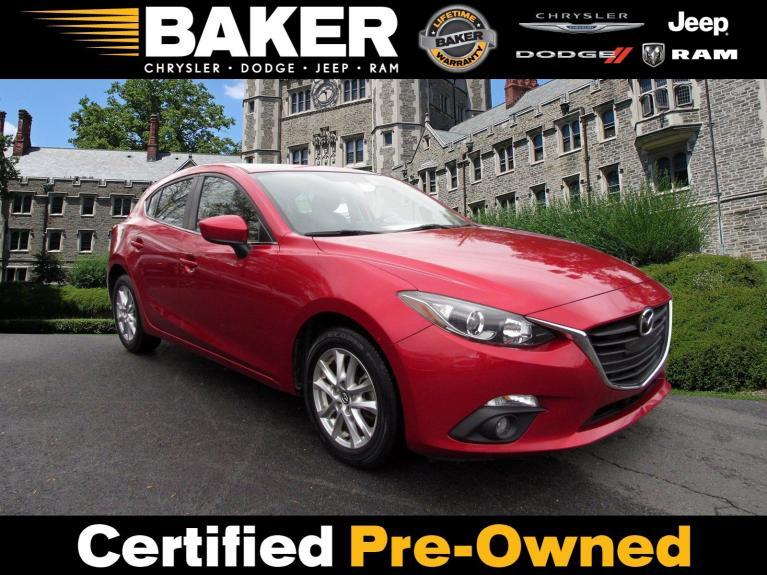 Used 2015 Mazda Mazda3 i Grand Touring for sale Sold at Victory Lotus in Princeton NJ 08540 1