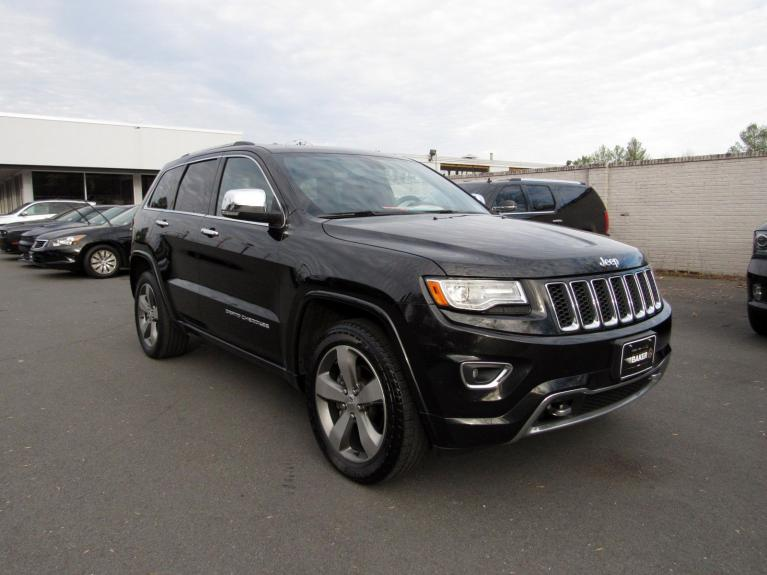 Used 2014 Jeep Grand Cherokee Overland for sale Sold at Victory Lotus in Princeton NJ 08540 2