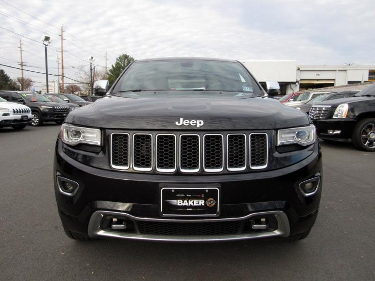 Used 2014 Jeep Grand Cherokee Overland for sale Sold at Victory Lotus in Princeton NJ 08540 3