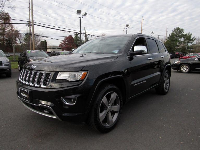 Used 2014 Jeep Grand Cherokee Overland for sale Sold at Victory Lotus in Princeton NJ 08540 4