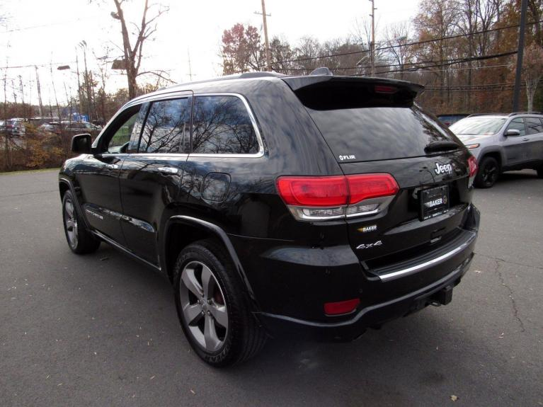 Used 2014 Jeep Grand Cherokee Overland for sale Sold at Victory Lotus in Princeton NJ 08540 5