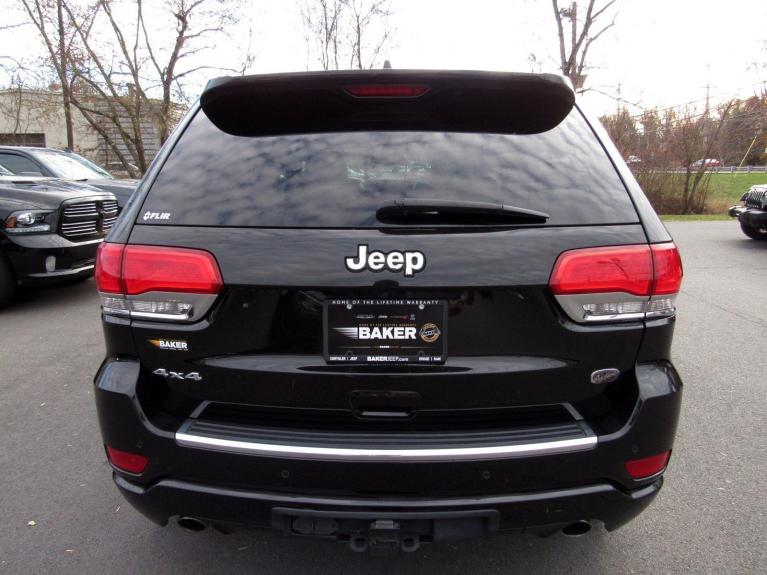 Used 2014 Jeep Grand Cherokee Overland for sale Sold at Victory Lotus in Princeton NJ 08540 6