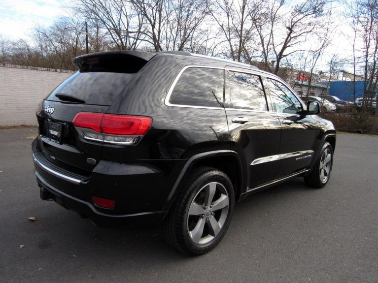Used 2014 Jeep Grand Cherokee Overland for sale Sold at Victory Lotus in Princeton NJ 08540 7