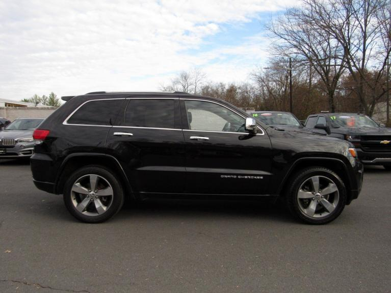 Used 2014 Jeep Grand Cherokee Overland for sale Sold at Victory Lotus in Princeton NJ 08540 8