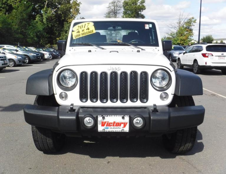 Used 2017 Jeep Wrangler Sport for sale Sold at Victory Lotus in Princeton NJ 08540 3