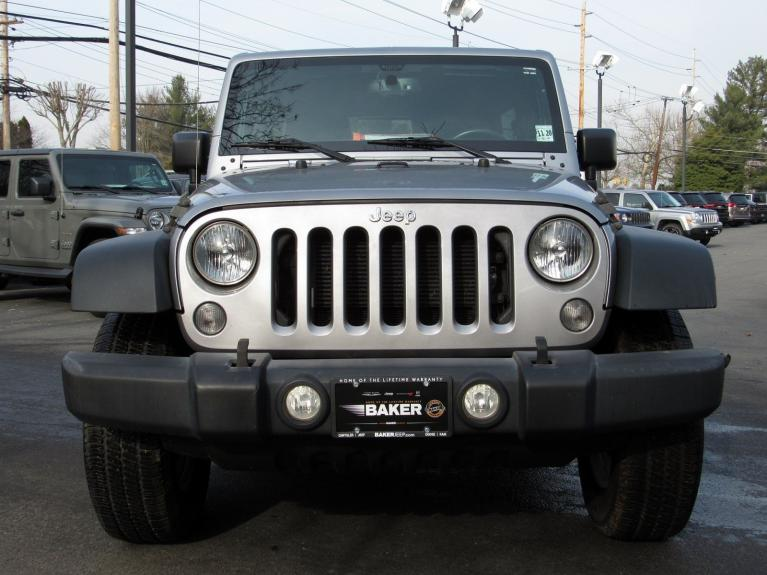 Used 2016 Jeep Wrangler Unlimited Sport for sale $26,495 at Victory Lotus in Princeton NJ 08540 3