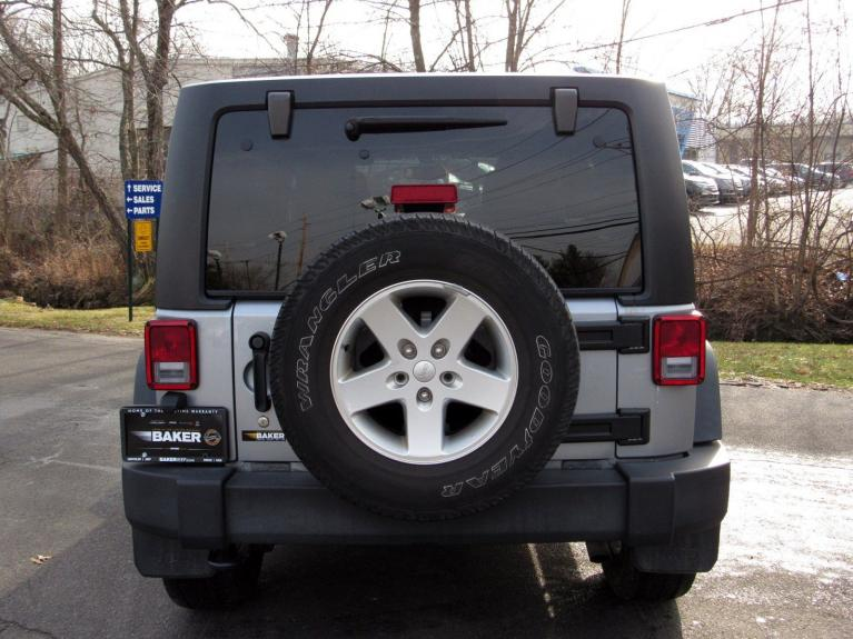 Used 2016 Jeep Wrangler Unlimited Sport for sale $26,495 at Victory Lotus in Princeton NJ 08540 6