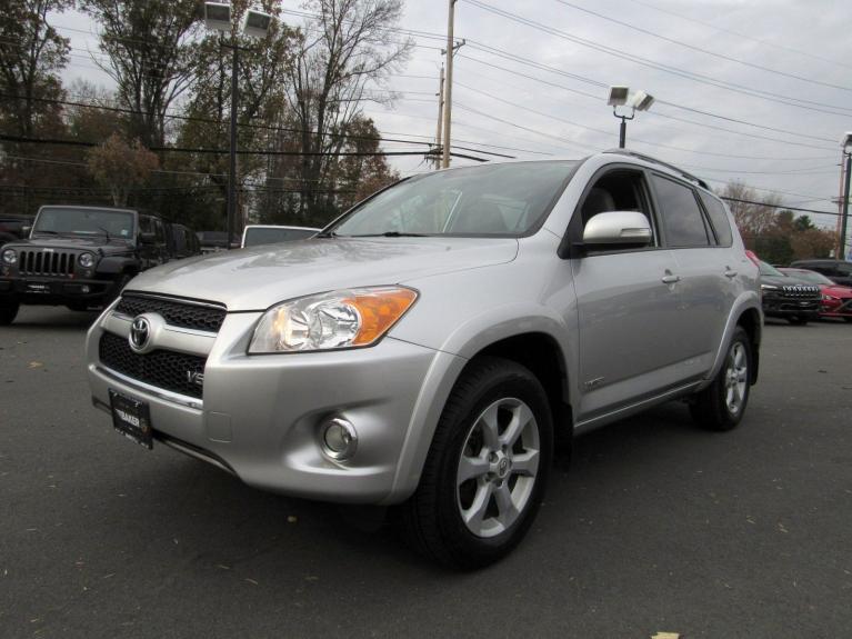 Used 2011 Toyota RAV4 Ltd for sale Sold at Victory Lotus in Princeton NJ 08540 4