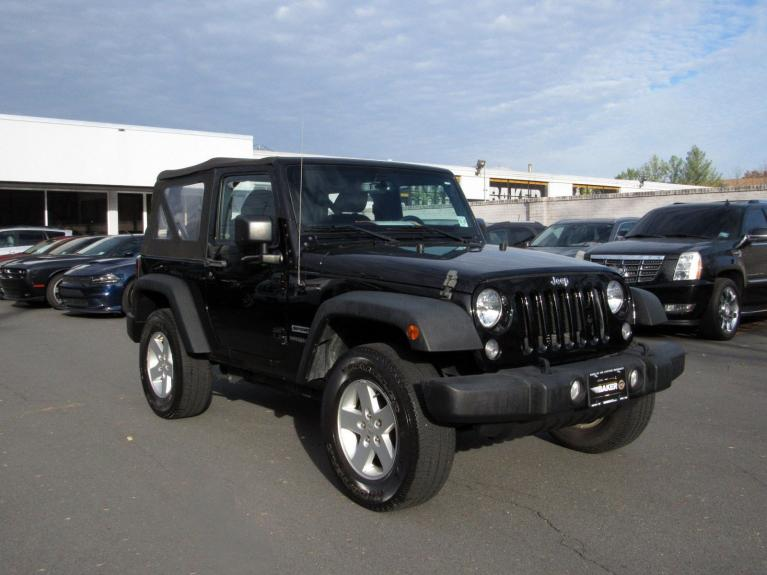Used 2015 Jeep Wrangler Sport for sale Sold at Victory Lotus in Princeton NJ 08540 2