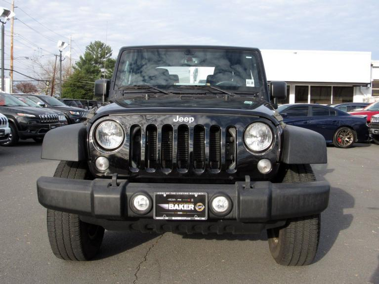 Used 2015 Jeep Wrangler Sport for sale Sold at Victory Lotus in Princeton NJ 08540 3