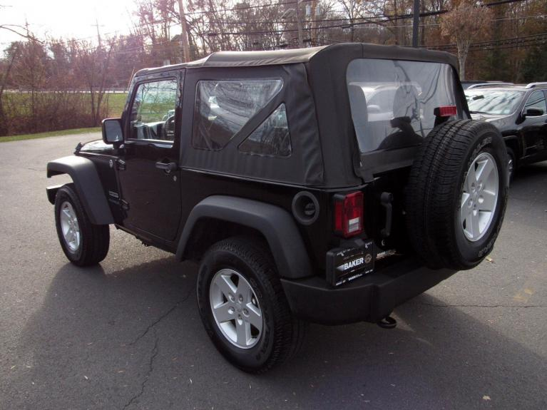 Used 2015 Jeep Wrangler Sport for sale Sold at Victory Lotus in Princeton NJ 08540 5