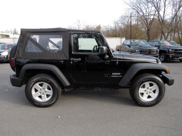 Used 2015 Jeep Wrangler Sport for sale Sold at Victory Lotus in Princeton NJ 08540 8
