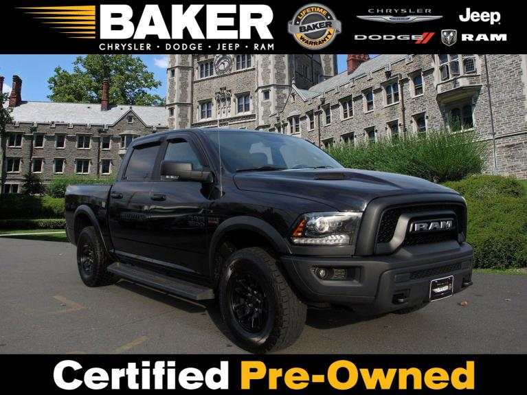 Used 2018 Ram 1500 Rebel for sale Sold at Victory Lotus in Princeton NJ 08540 2