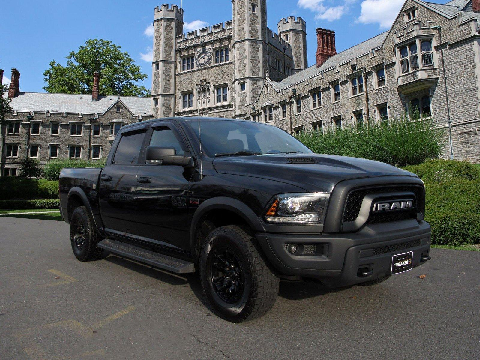 Used 2018 Ram 1500 Rebel for sale Sold at Victory Lotus in Princeton NJ 08540 1