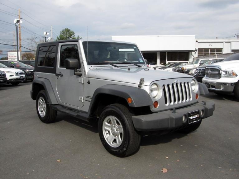 Used 2010 Jeep Wrangler Sport for sale Sold at Victory Lotus in Princeton NJ 08540 2