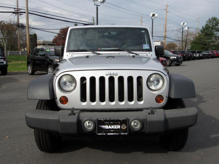 Used 2010 Jeep Wrangler Sport for sale Sold at Victory Lotus in Princeton NJ 08540 3