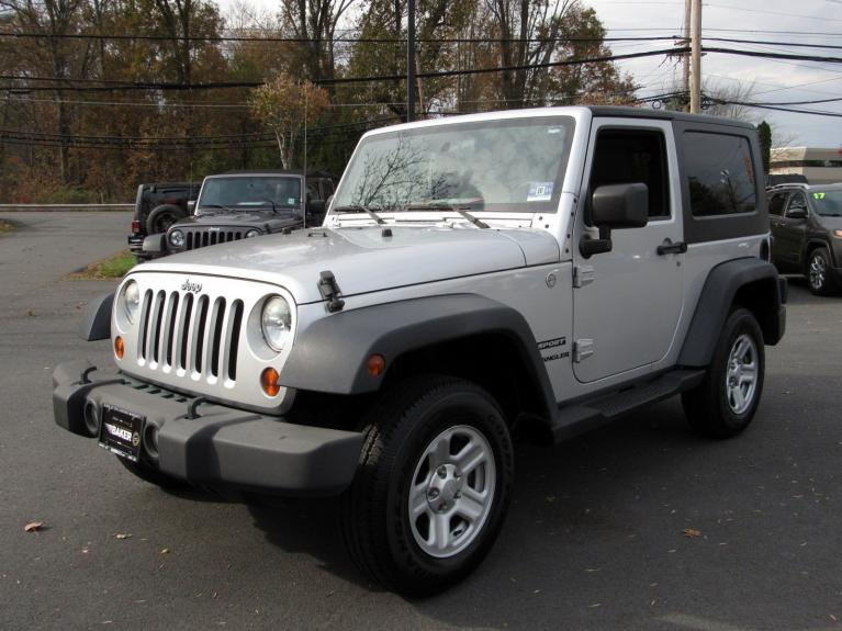Used 2010 Jeep Wrangler Sport for sale Sold at Victory Lotus in Princeton NJ 08540 4