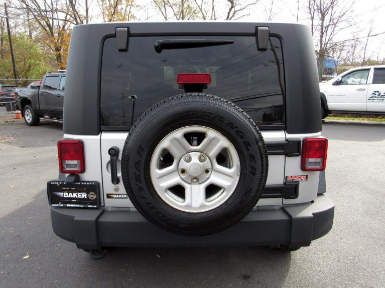 Used 2010 Jeep Wrangler Sport for sale Sold at Victory Lotus in Princeton NJ 08540 6