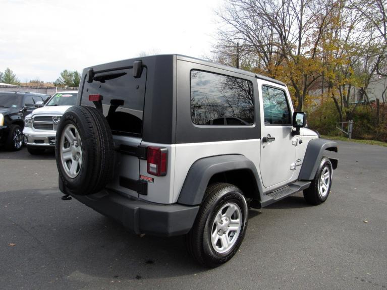 Used 2010 Jeep Wrangler Sport for sale Sold at Victory Lotus in Princeton NJ 08540 7