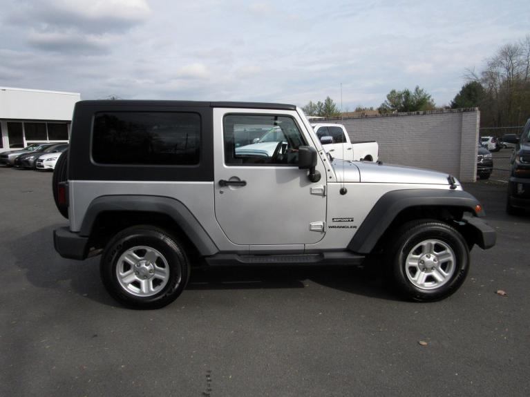 Used 2010 Jeep Wrangler Sport for sale Sold at Victory Lotus in Princeton NJ 08540 8