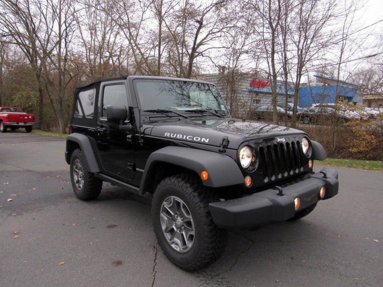 Used 2016 Jeep Wrangler Rubicon for sale Sold at Victory Lotus in Princeton NJ 08540 2