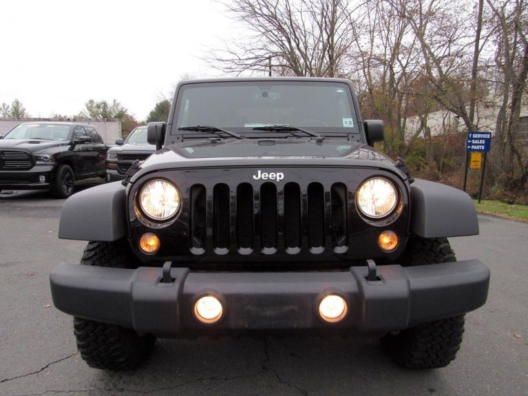 Used 2016 Jeep Wrangler Rubicon for sale Sold at Victory Lotus in Princeton NJ 08540 3