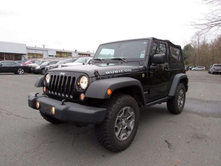 Used 2016 Jeep Wrangler Rubicon for sale Sold at Victory Lotus in Princeton NJ 08540 4