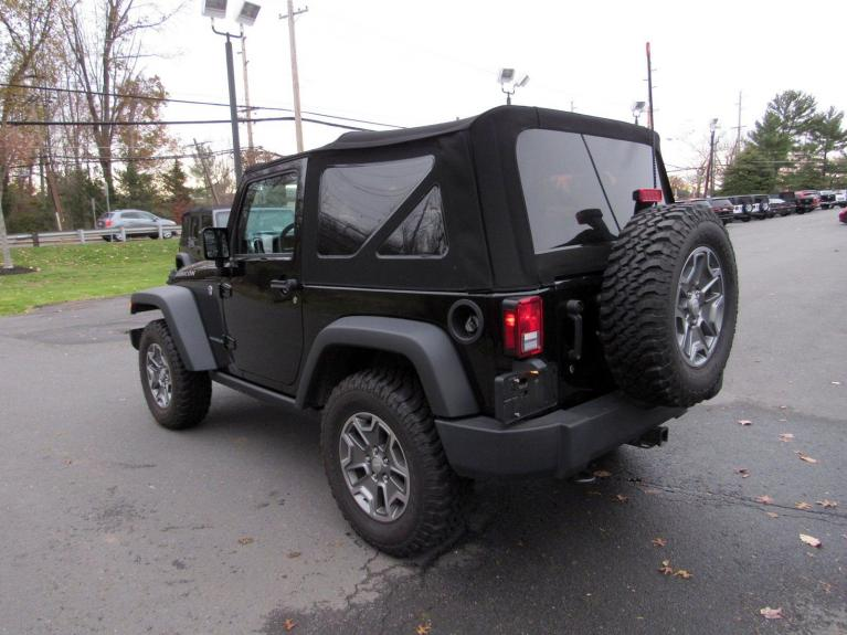 Used 2016 Jeep Wrangler Rubicon for sale Sold at Victory Lotus in Princeton NJ 08540 5