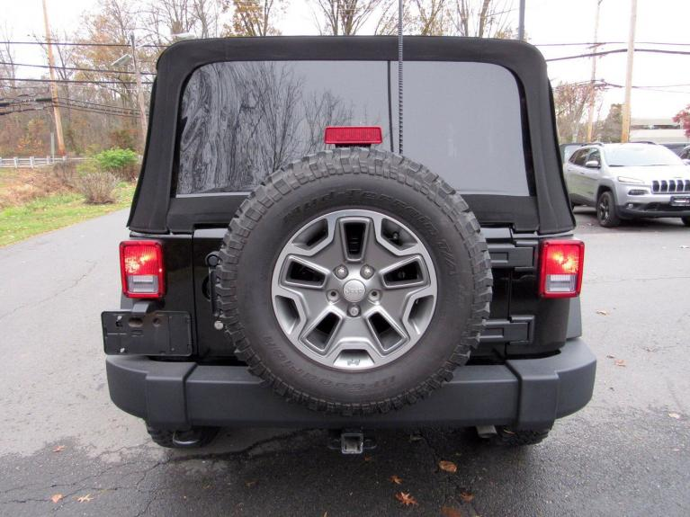 Used 2016 Jeep Wrangler Rubicon for sale Sold at Victory Lotus in Princeton NJ 08540 6