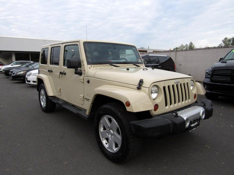 Used 2011 Jeep Wrangler Unlimited Sahara for sale $17,995 at Victory Lotus in Princeton NJ 08540 2