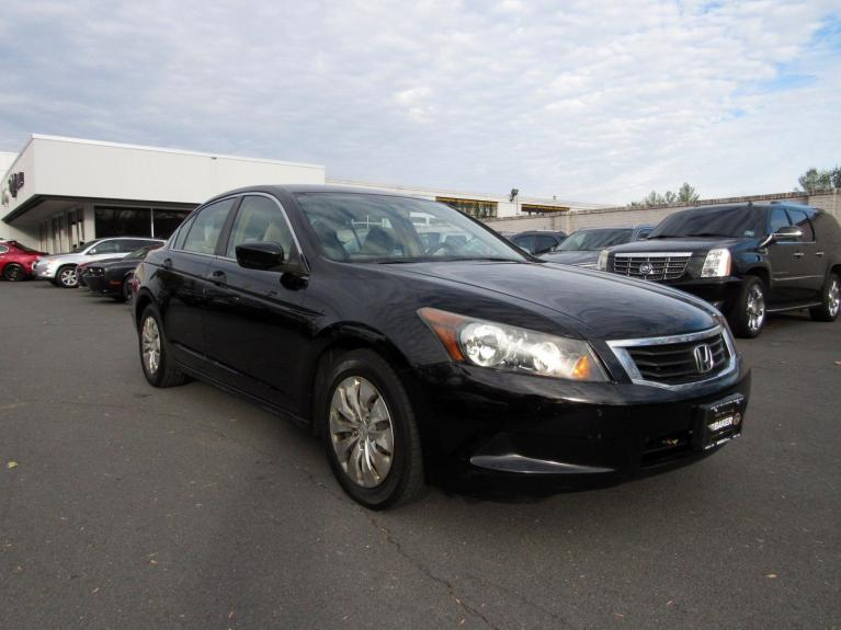 Used 2009 Honda Accord Sdn LX for sale $6,495 at Victory Lotus in Princeton NJ 08540 2