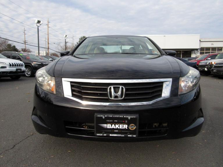 Used 2009 Honda Accord Sdn LX for sale $6,495 at Victory Lotus in Princeton NJ 08540 3