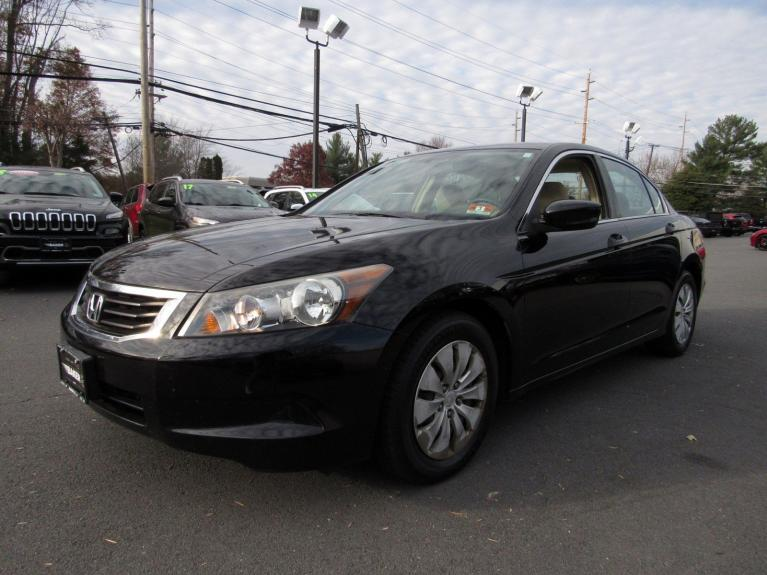 Used 2009 Honda Accord Sdn LX for sale $6,495 at Victory Lotus in Princeton NJ 08540 4