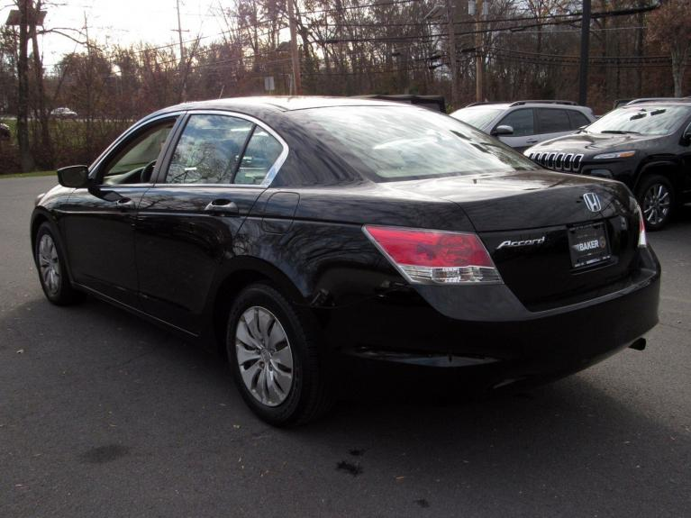 Used 2009 Honda Accord Sdn LX for sale $6,495 at Victory Lotus in Princeton NJ 08540 5