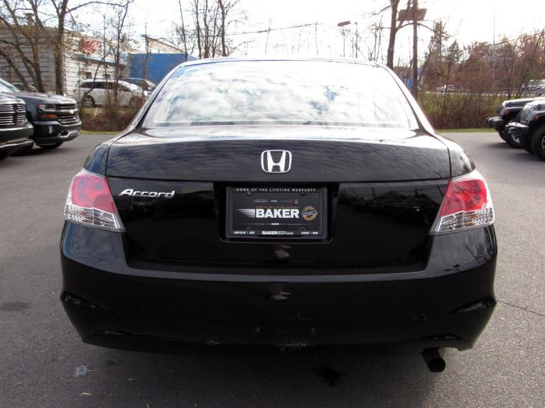 Used 2009 Honda Accord Sdn LX for sale $6,495 at Victory Lotus in Princeton NJ 08540 6