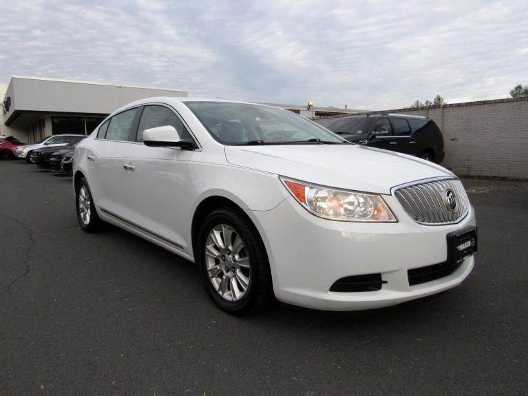 Used 2012 Buick LaCrosse Convenience for sale $9,495 at Victory Lotus in Princeton NJ 08540 2