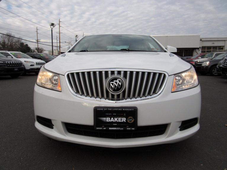 Used 2012 Buick LaCrosse Convenience for sale $9,495 at Victory Lotus in Princeton NJ 08540 3