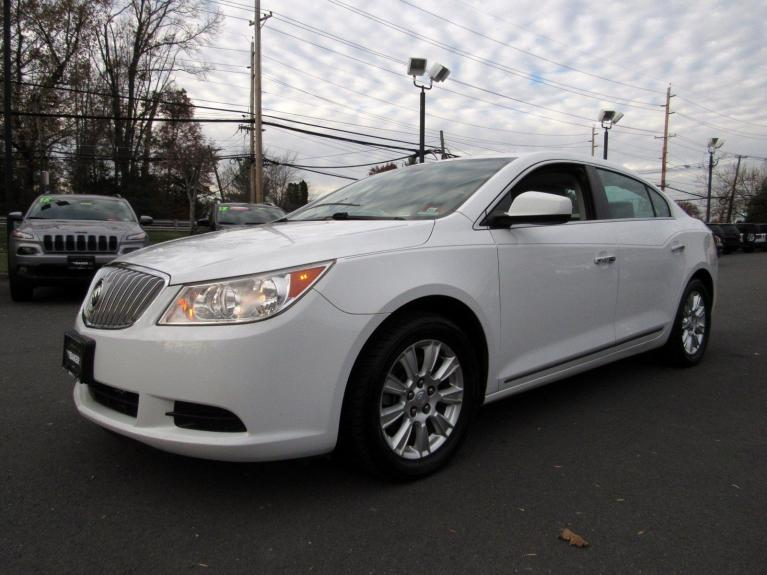 Used 2012 Buick LaCrosse Convenience for sale $9,495 at Victory Lotus in Princeton NJ 08540 4