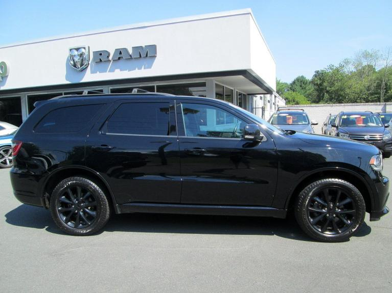 Used 2017 Dodge Durango GT for sale Sold at Victory Lotus in Princeton NJ 08540 8
