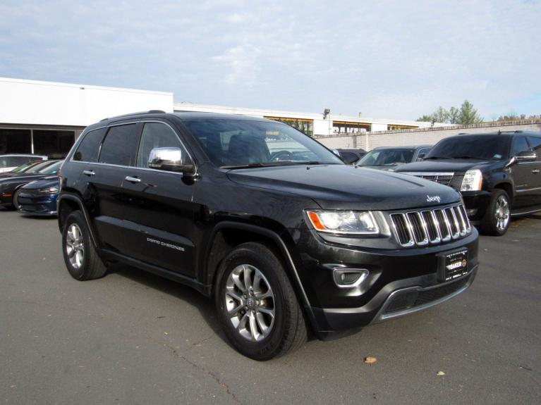 Used 2014 Jeep Grand Cherokee Limited for sale $17,495 at Victory Lotus in Princeton NJ 08540 2