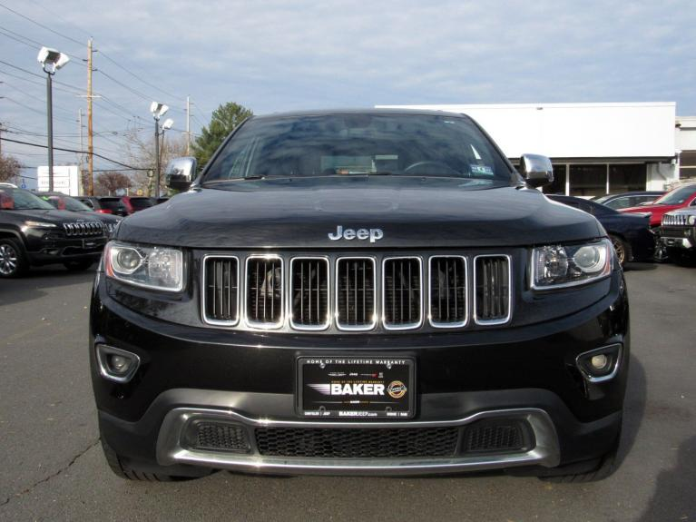 Used 2014 Jeep Grand Cherokee Limited for sale $17,495 at Victory Lotus in Princeton NJ 08540 3