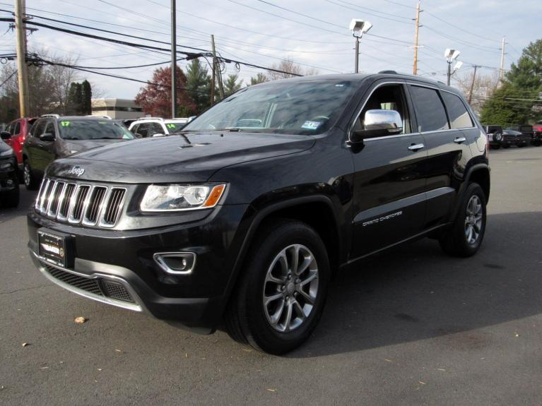 Used 2014 Jeep Grand Cherokee Limited for sale $17,495 at Victory Lotus in Princeton NJ 08540 4