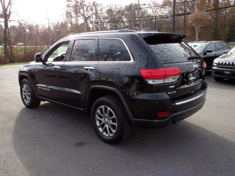 Used 2014 Jeep Grand Cherokee Limited for sale $17,495 at Victory Lotus in Princeton NJ 08540 5