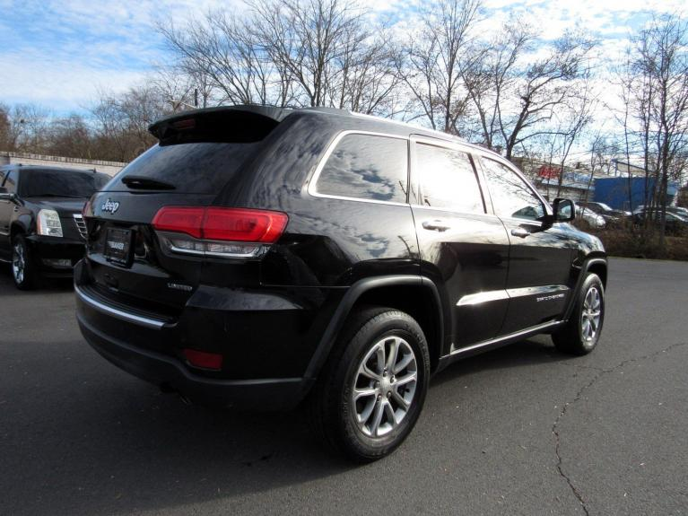 Used 2014 Jeep Grand Cherokee Limited for sale $17,495 at Victory Lotus in Princeton NJ 08540 7