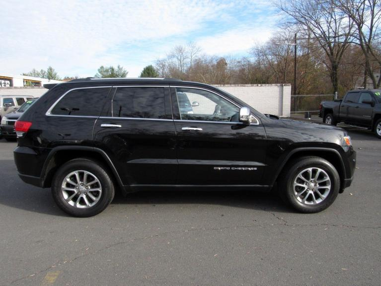Used 2014 Jeep Grand Cherokee Limited for sale $17,495 at Victory Lotus in Princeton NJ 08540 8