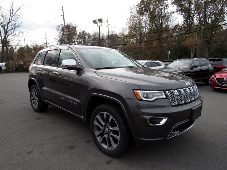 Used 2017 Jeep Grand Cherokee Overland for sale $33,995 at Victory Lotus in Princeton NJ 08540 2