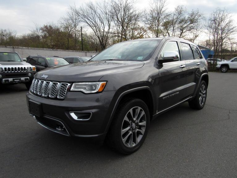 Used 2017 Jeep Grand Cherokee Overland for sale $33,995 at Victory Lotus in Princeton NJ 08540 4