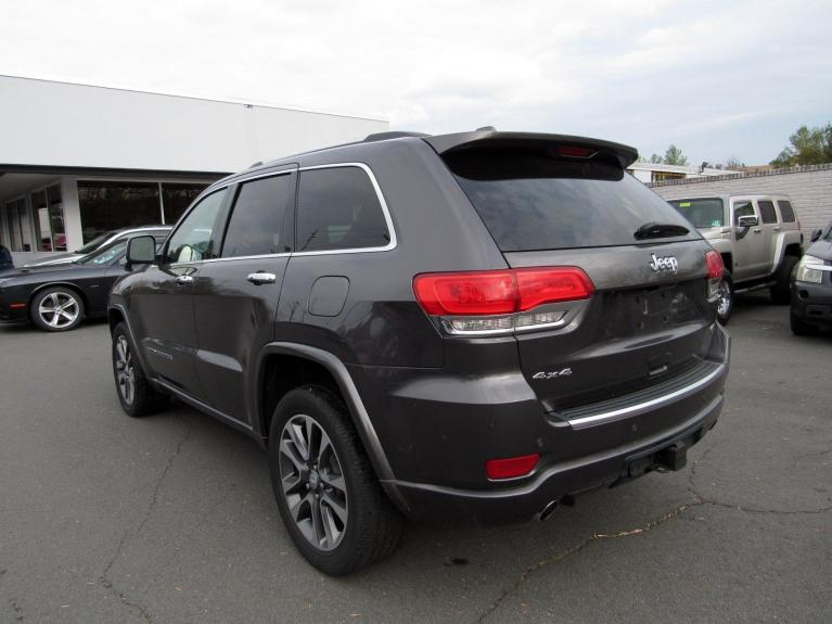 Used 2017 Jeep Grand Cherokee Overland for sale $33,995 at Victory Lotus in Princeton NJ 08540 5